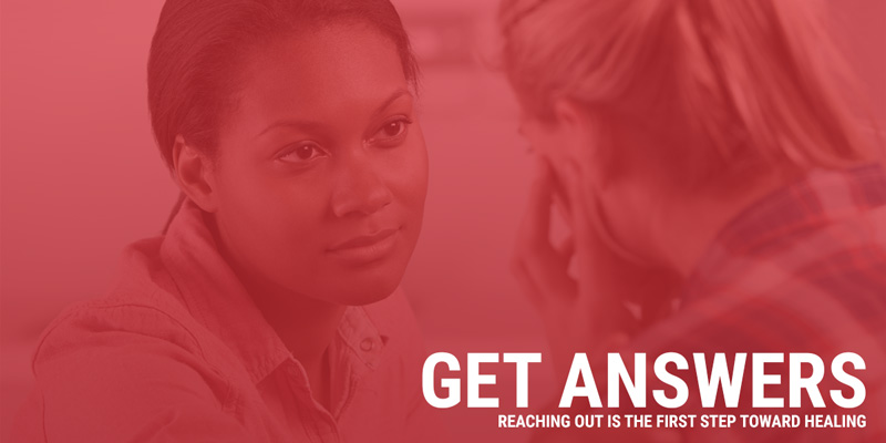 Rape Crisis Counseling, Get Answers