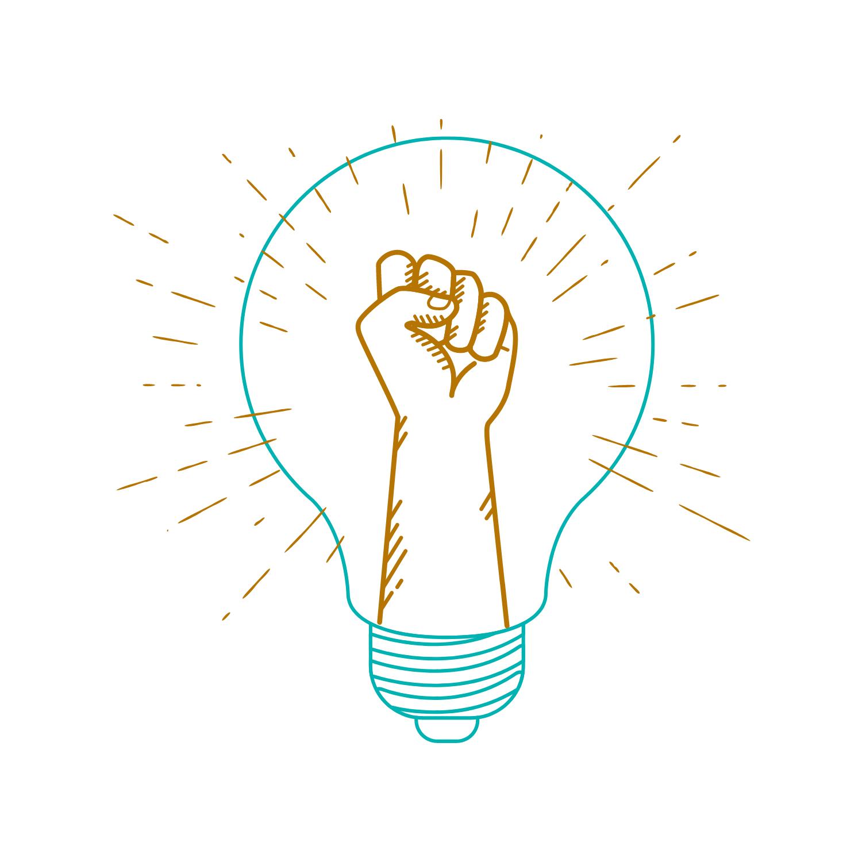 Lights On Logo Light Bulb (2)